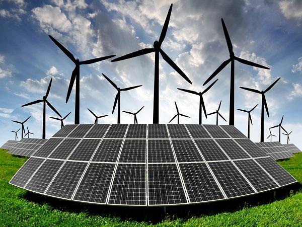 Resultado de imagem para solar and eolic