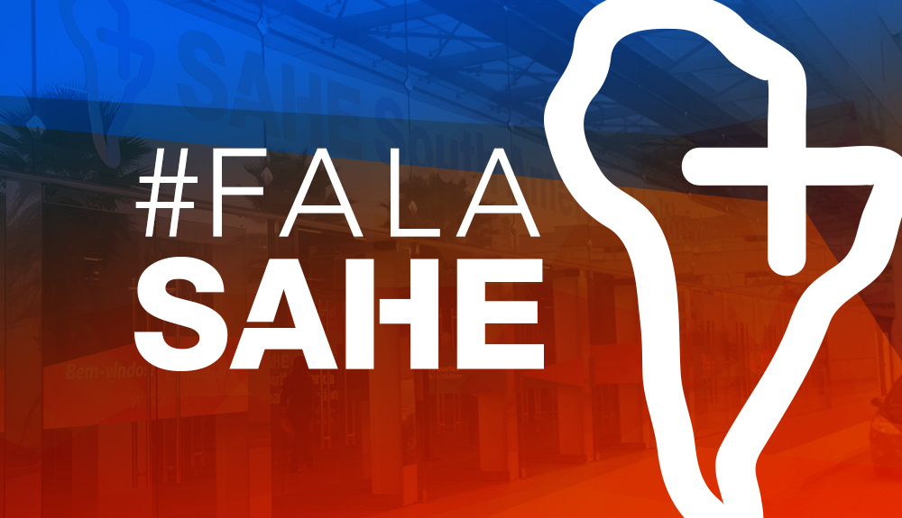 #FalaSAHE – Entrevista com: Ana Paula, Vice Presidente Executiva da ABDEH
