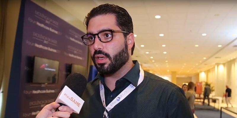 #falaSAHE: Anis Mitri Filho, CEO da CECAM, fala sobre perspectivas para SAHE 2018