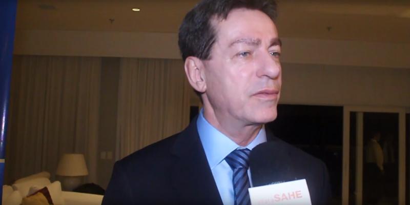 #falaSAHE: Valdir Ventura, CEO e presidente do Grupo São Cristóvão Saúde, fala sobre perspectivas para SAHE 2018