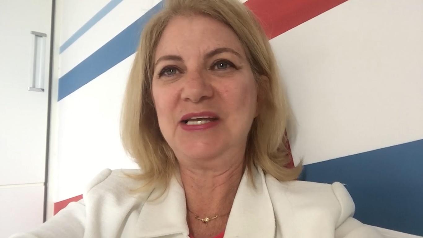 Maria Lúcia Cardoso, da FECS/ Hospital Alemão Oswaldo Cruz, é uma das palestrantes do Fórum de Gestão de Enfermagem da SAHE 2018