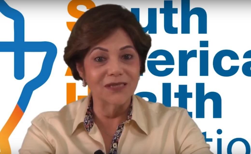 Jurema Palomo, diretora de Enfermagem do Incor, é uma das palestrantes do Fórum de Gestão de Enfermagem da SAHE 2018