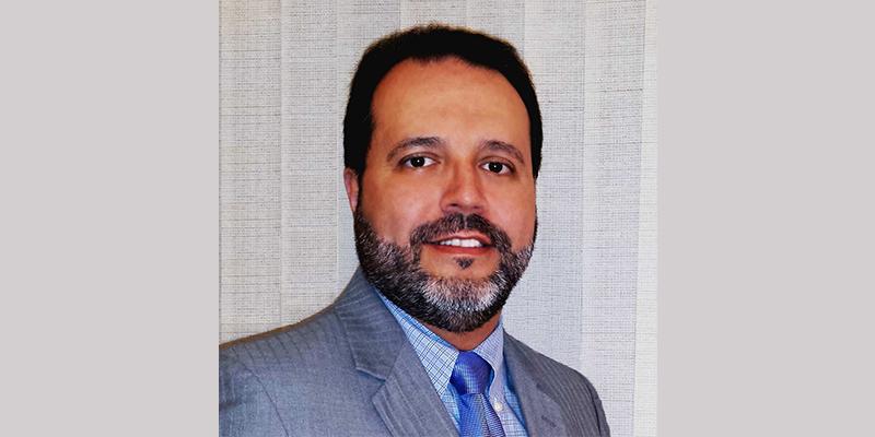 Marcelo Silva, da Sbis, participa de debate durante o Congresso Hospital Conectado