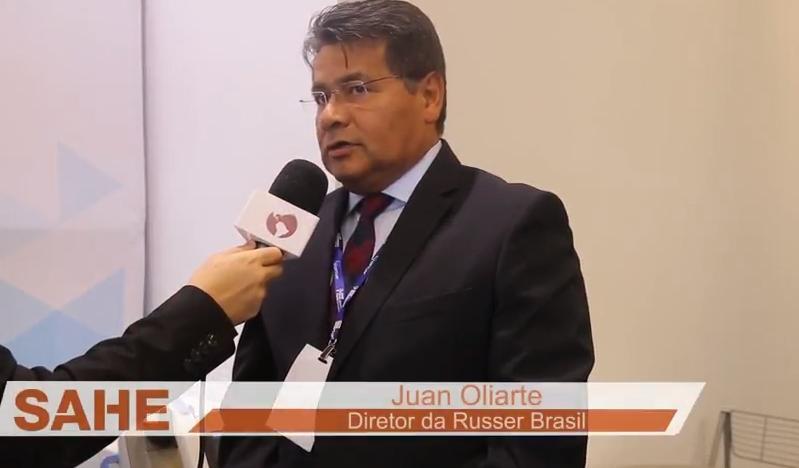 Russer Brasil destaca participação na SAHE 2018