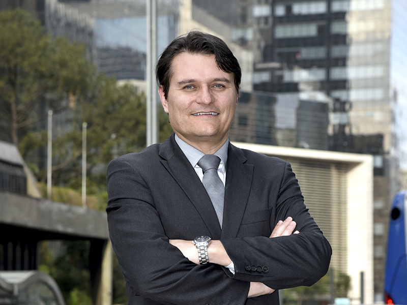 Fabrício Avini, CEO da Salux, debaterá sobre Tecnologia a favor da Produtividade durante a SAHE 2018