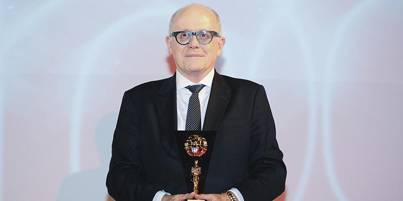 Paulo Fraccaro, Walban Damasceno e Franco Pallamolla no 100 Mais Influentes da Saúde