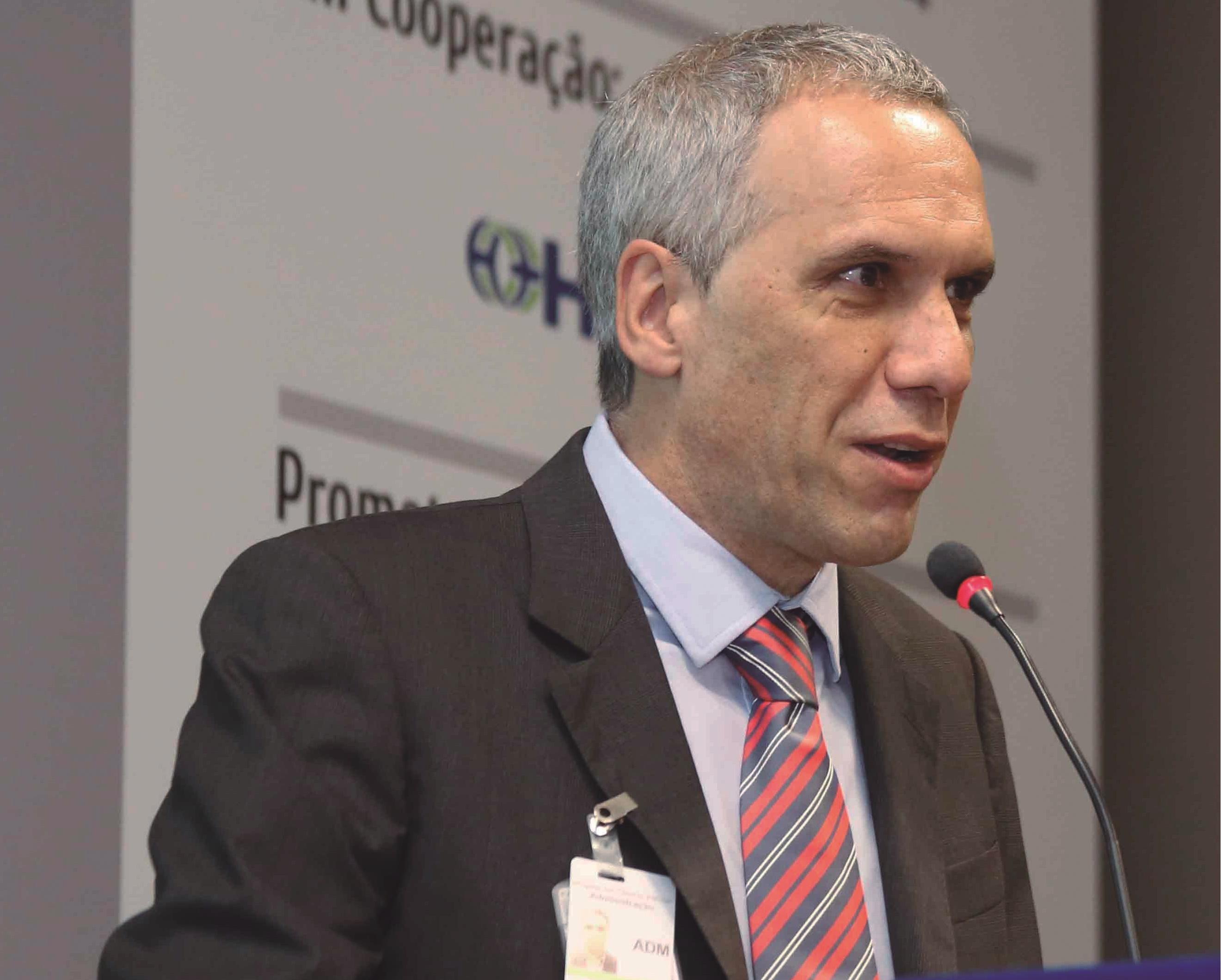 Superintendente do HC, Tom Zé será um dos debatedores do Welcome Saúde, na abertura da SAHE 2018