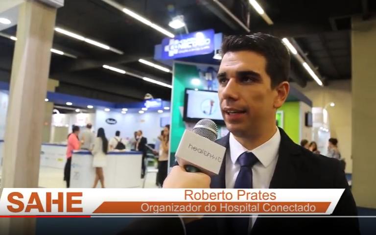 Hospital Conectado reúne empresas de tecnologia na SAHE