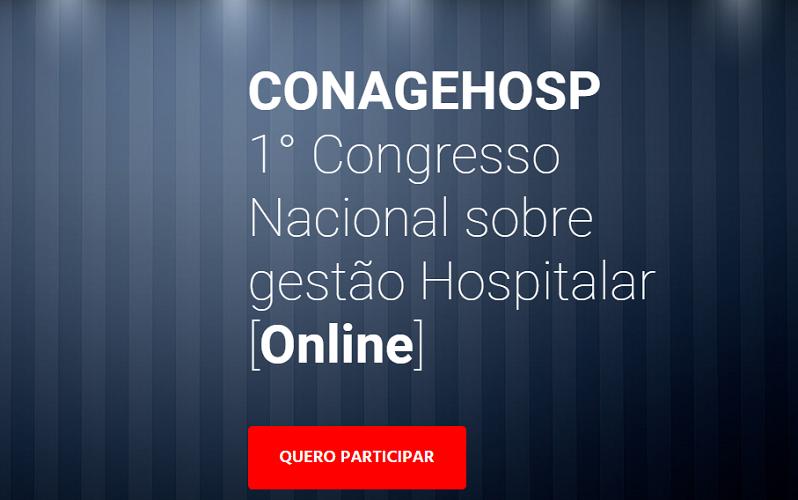 1° Congresso Nacional sobre Gestão Hospitalar [On-line]