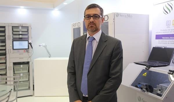 SisnacMed, que marcou presença na SAHE 2018, aponta boa perspectiva para os negócios na Saúde