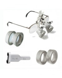 Clipe para Lupas Binoculares HR 2 x e HR-C