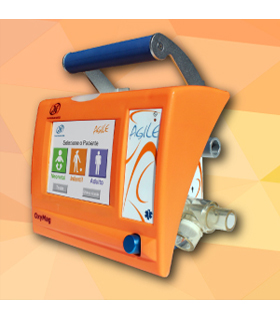 Ventilador Pulmonar Oximag Agile