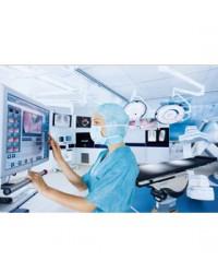 Salas Híbridas e Soluções para Centro Cirúrgico