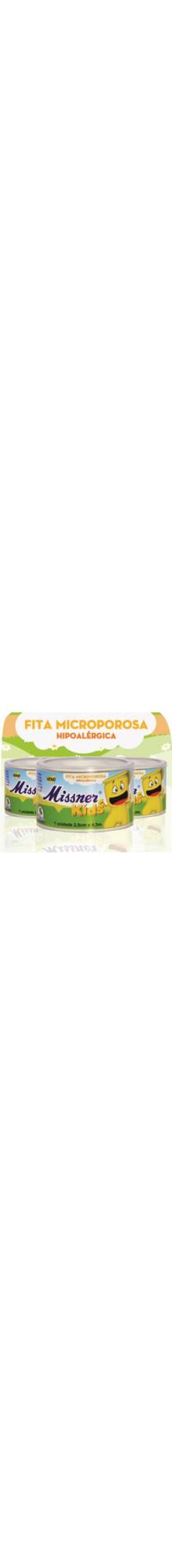 Fita Microporosa Hipoalérgica Kids