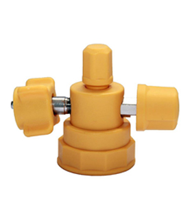 Aspirador Venturi Ar Comprimido s/ Frasco