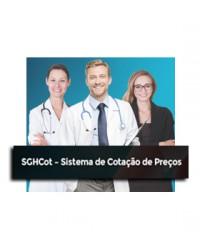 SGHCot – Sistema de Cotação de Preços