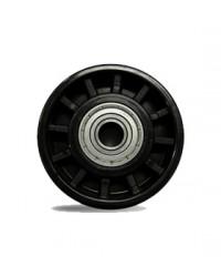Roda Nylon para Caixa Eletrônico