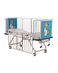 Cama Berço Fowler Infantil VLT-235
